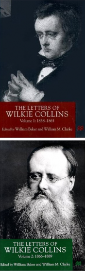 The Letters of Wilkie Collins cover