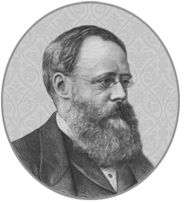 Wilkie Collins portrait