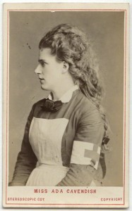 Ada Cavendish as Mercy Merrick